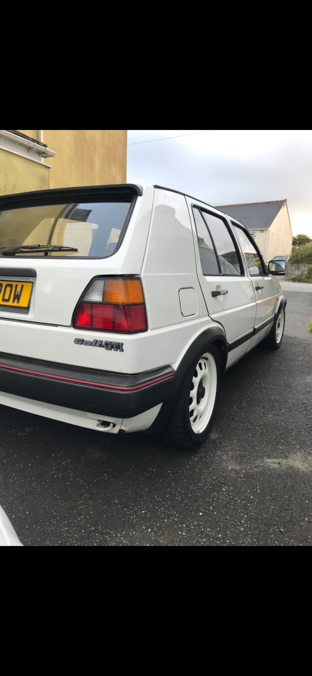 1988 Mk2 Golf Gti 8v For Sale (picture 6 of 6)