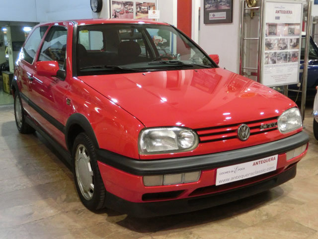 VOLKSWAGEN GOLF GTI 2.0 MK3 - 1992 For Sale (picture 1 of 6)
