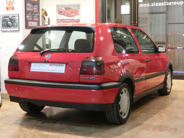 VOLKSWAGEN GOLF GTI 2.0 MK3 - 1992 For Sale (picture 2 of 6)