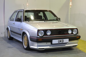 Picture of VW VOLKSWAGEN GOLF GTI 16V BBS EDITION SILVER 1989 3DR  SOLD