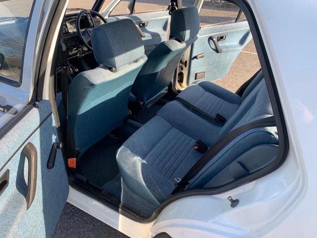 VW VOLKSWAGEN GOLF MK2 1.6 CL 4+E 5DR WHITE NON GTI 1987 SOLD (picture 9 of 14)