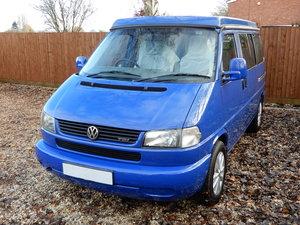 2003 Volkswagen T4 Bilbo's Breakaway AUTOMATIC SOLD