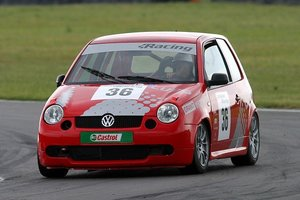 2001 VW Lupo CUP Factory Motorsport Cup Car