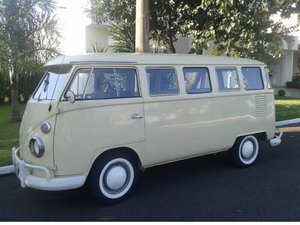1974 VW T2 Type Kombi