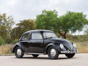 1951 Volkswagen Beetle Split-Window Sedan