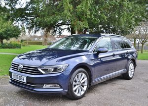 2015 1 Owner Full History VW Passat Auto Estate SE Business Ed