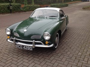 1969 VW Karmann Ghia SOLD