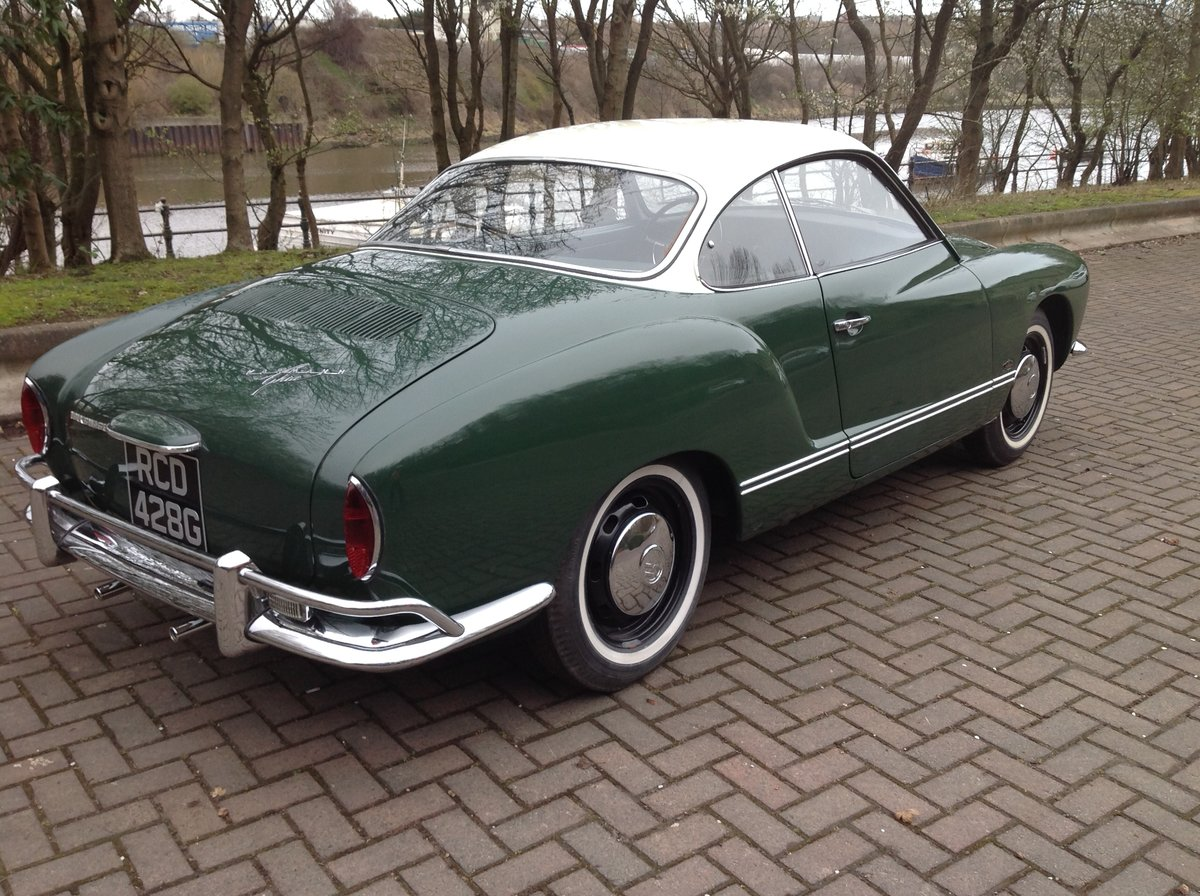 1969 VW Karmann Ghia SOLD (picture 2 of 5)