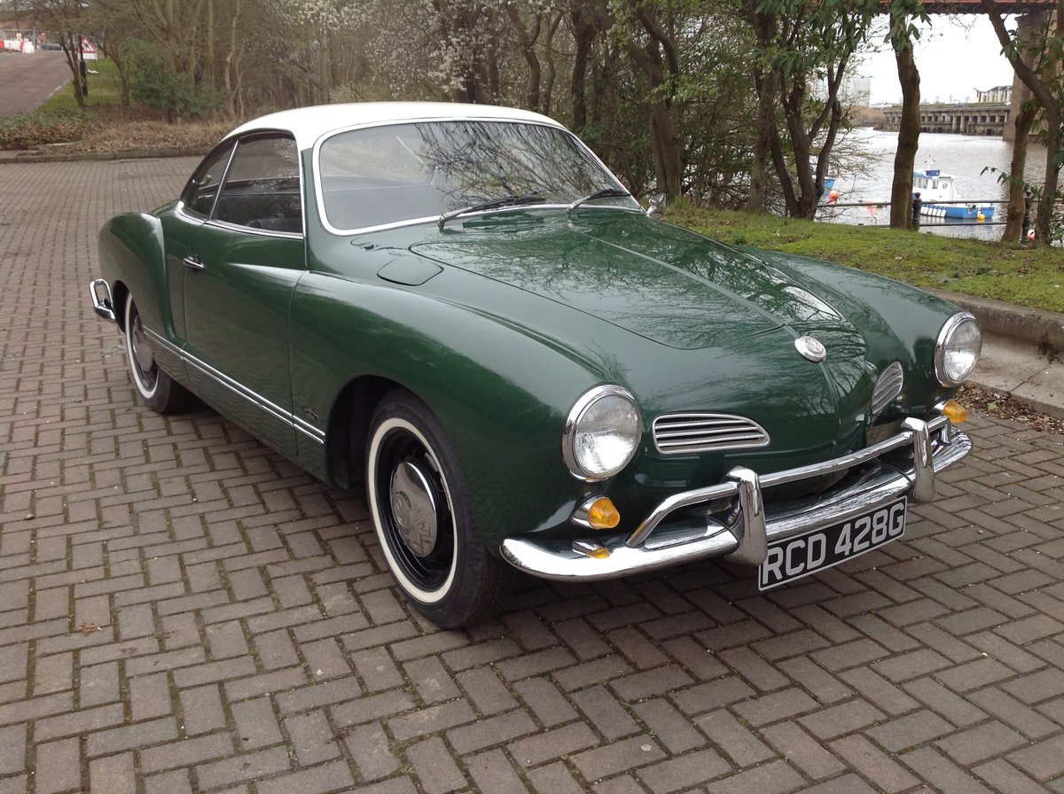 1969 VW Karmann Ghia SOLD (picture 5 of 5)