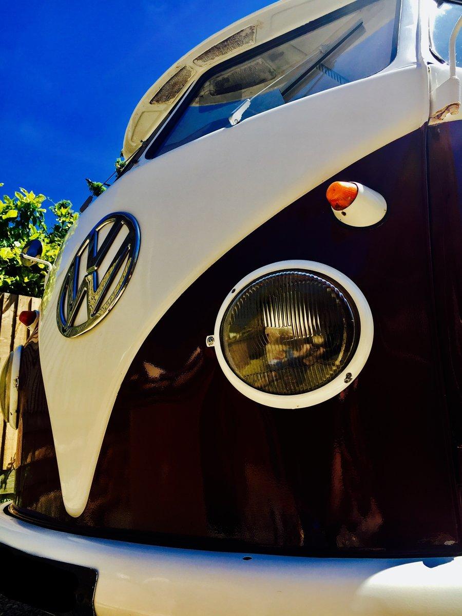 1961 1964 VW Splitscreen Camper van For Sale (picture 1 of 6)