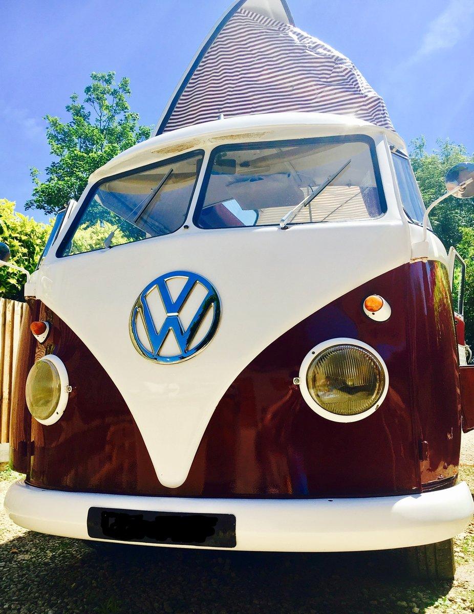 1961 1964 VW Splitscreen Camper van For Sale (picture 3 of 6)