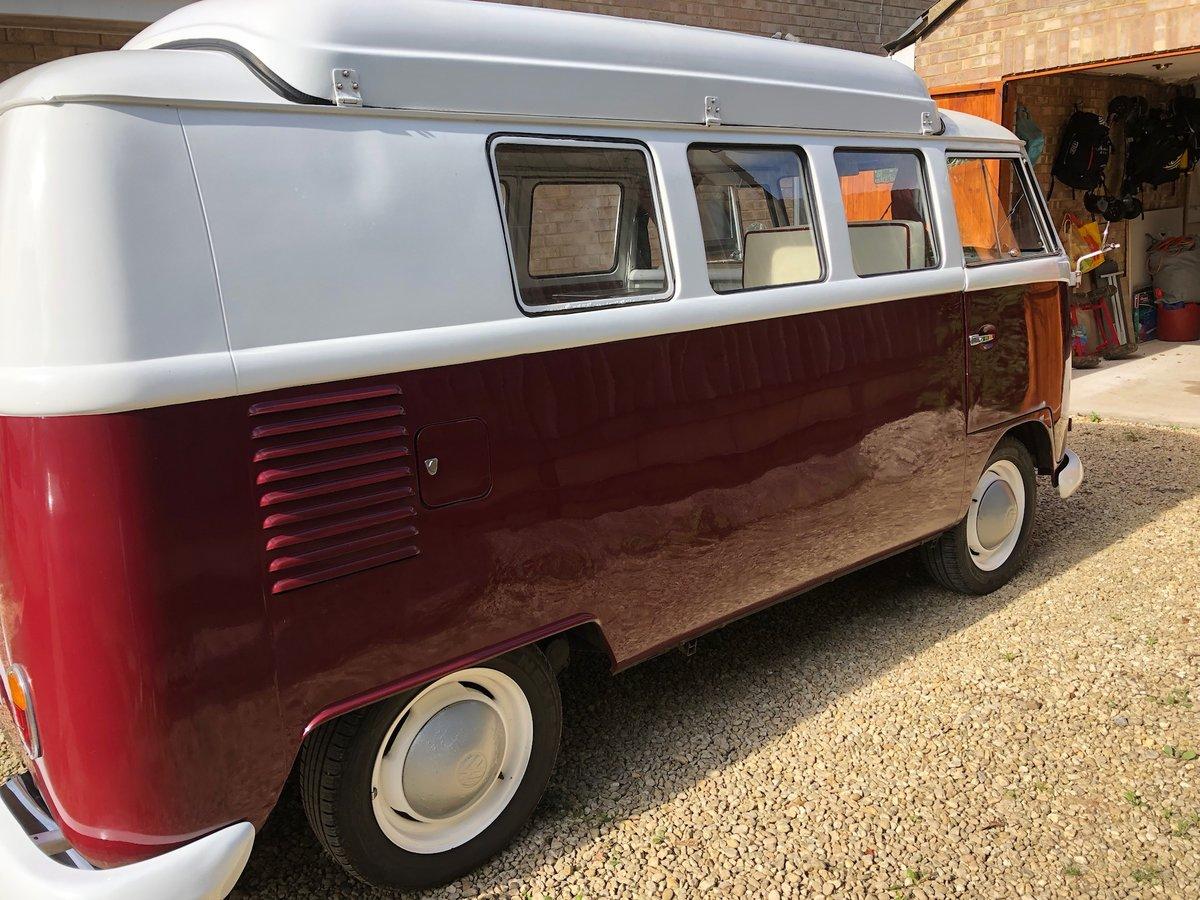 1961 1964 VW Splitscreen Camper van For Sale (picture 4 of 6)