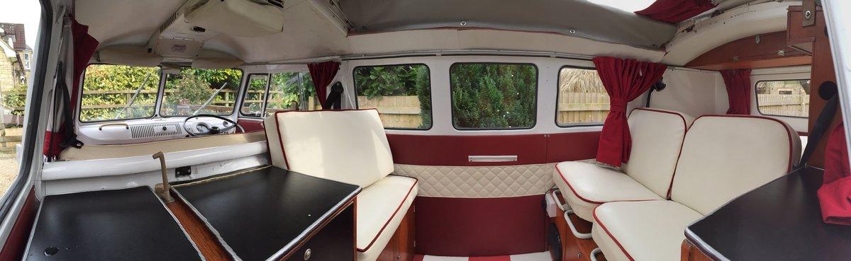 1961 1964 VW Splitscreen Camper van For Sale (picture 5 of 6)