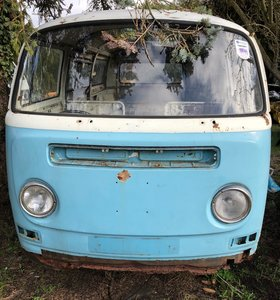 1971 VW Camper Project - T2 Bay window