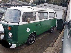 1975 T2 bay window campervan Classic