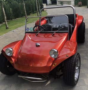 1967 Volkswagen Beetle Beach Buggy
