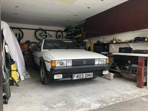 1989 VW MK2 Scirocco GT  rare low mileage