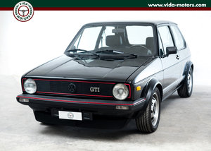 1981 Volkswagen Golf Gti Mk1 * Engine and mechanically rebuilt *