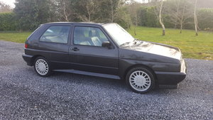 1989 Volkswagen Golf Rallye 1.8 G60 Project Car
