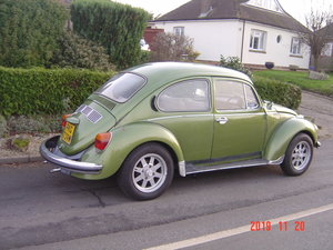1974 1303 S limited edition beetle For Sale