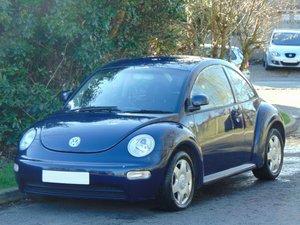 2002 Volkswagen Beetle 2.0 Colour Concept.. New Shape.. Bargain