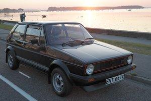 1979 Volkswagen Golf GTI MK1 Series 1 16897 miles For Sale