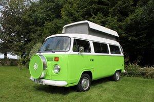 VW Volkswagen T2 danbury Camper
