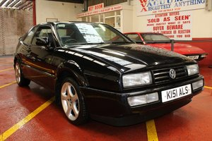 1992 Volkswagen Corrado 2.0 16v - To be auctioned 26-06-20