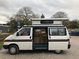 1992 Retro 90s VW T4 Transporter Autosleeper Campervan