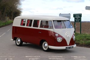 Picture of 1964 VW Split Screen Camper Van. Nut & Bolt Restoration. For Sale