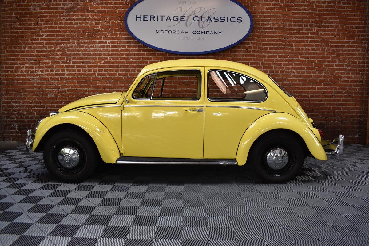1966 Volkswagen Beetle For Sale (picture 2 of 6)