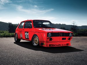 1975 Volkswagen Golf Mk 1 Group 2  For Sale by Auction