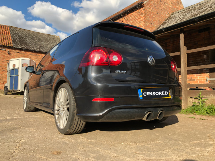 2006 golf r32 mk5 For Sale (picture 1 of 5)