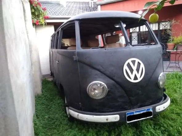 1956 2 VW T-1 Buses projects  SOLD (picture 5 of 6)