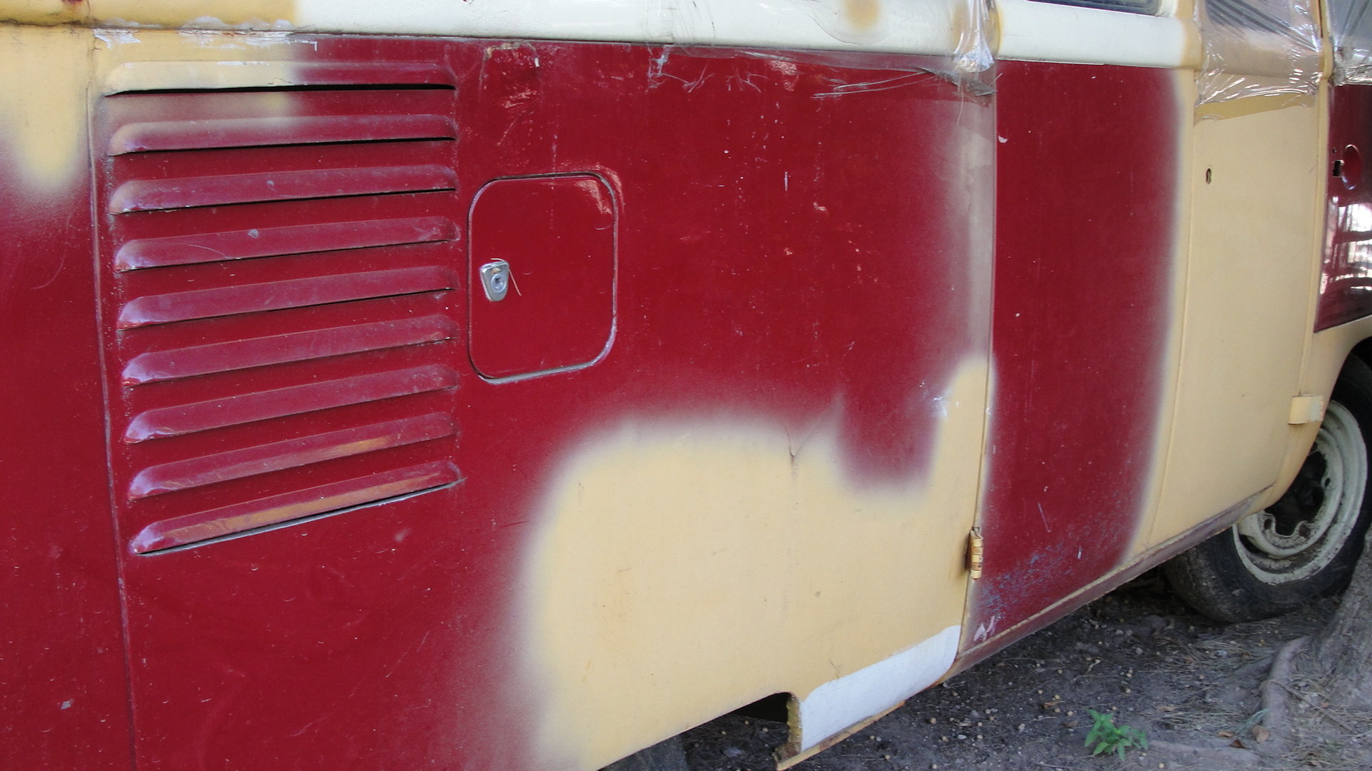 1956 2 VW T-1 Buses projects  SOLD (picture 6 of 6)