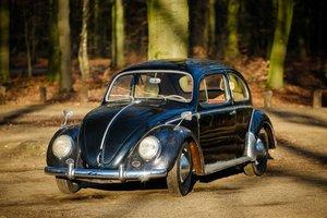 1958 Volkswagen Beetle, VW Kafer, VW V Beetle SOLD