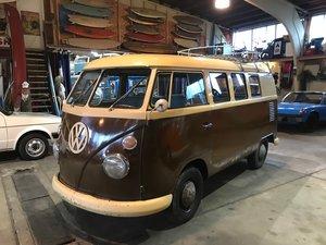 1964 For sale Volkswagen T1 , T1 Bus, T1 Transporter, VW Bulli SOLD