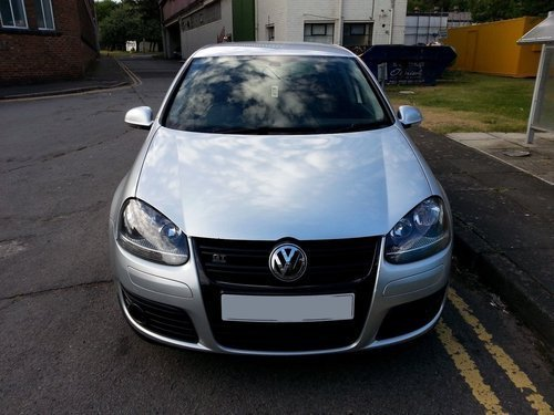 2008 VW GOLF GT TDI 2.0 SPORT 140BHP 6 SPEED MANUAL A/C S/H For Sale (picture 2 of 5)
