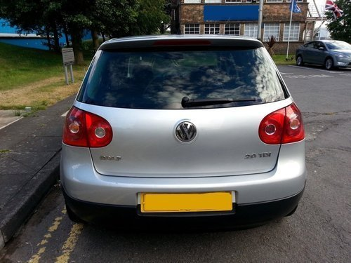 2008 VW GOLF GT TDI 2.0 SPORT 140BHP 6 SPEED MANUAL A/C S/H For Sale (picture 3 of 5)