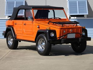 1974 Volkswagen Thing  For Sale by Auction