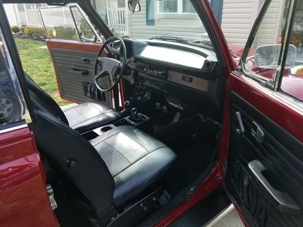 1975 Volkswagen Super Beetle Convertible (Oxon Hill, MD) For Sale (picture 5 of 6)