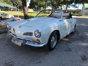 1965 Karmann Ghia Cabrio For Sale