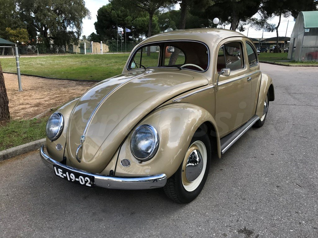 1953 VW Oval Split totally restored For Sale (picture 1 of 6)
