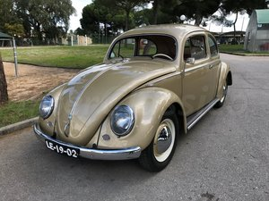 1953 VW Oval Split totally restored For Sale