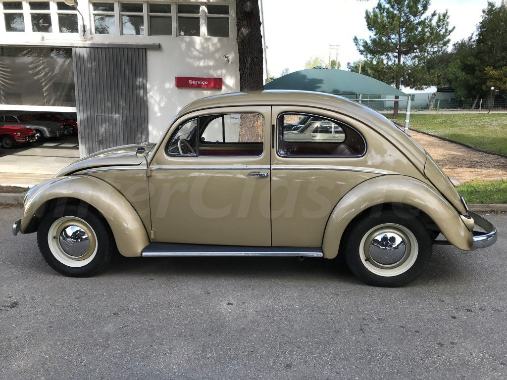 1953 VW Oval Split totally restored For Sale (picture 2 of 6)