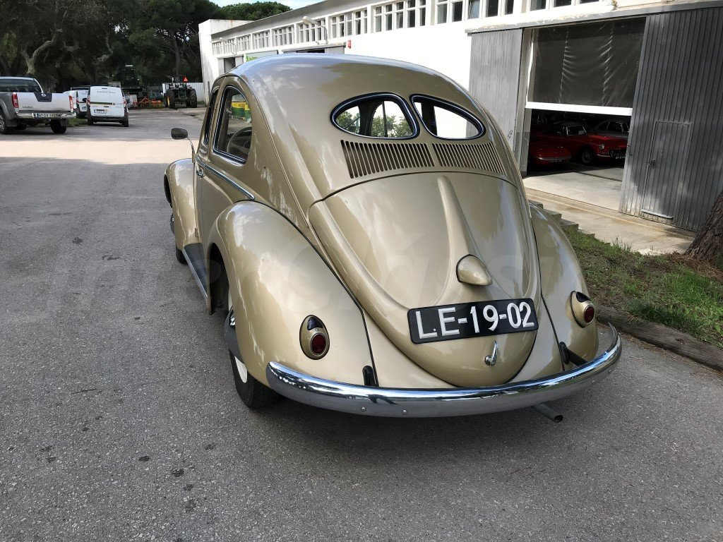 1953 VW Oval Split totally restored For Sale (picture 4 of 6)