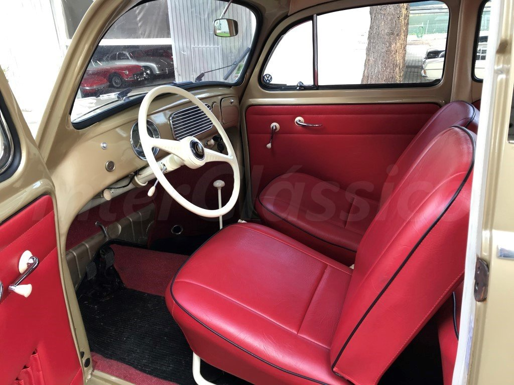 1953 VW Oval Split totally restored For Sale (picture 5 of 6)