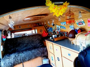 Picture of 1969 VW Super kool camper For Sale