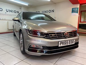 2015 VW PASSAT R-LINE BI-TURBO DIESEL 4MOTION