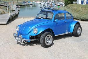 VW Baja California Super Beetle